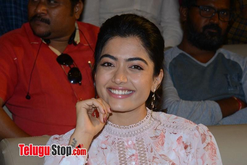 Bheeshma Movie Success Meet Images Telugu News Pics Nithin Rashmika Mandanna Telugustop