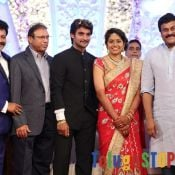 Aadi and Aruna Wedding Reception Photos