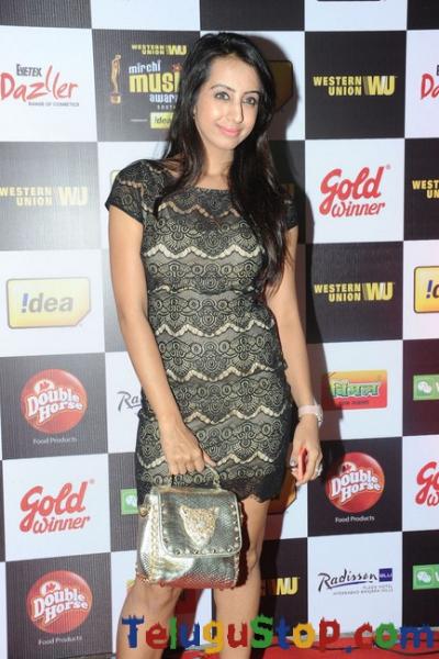 Actress Sanjana New Images-Actress Sanjana New Images-
