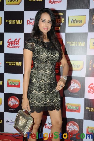 Actress sanjana new images