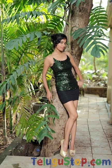 Actress vrushali stills