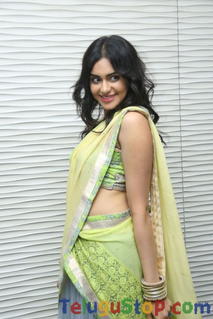 Adah Sharma New Pics-Adah Sharma New Pics--Telugu Actress Hot Photos Adah Sharma New Pics-