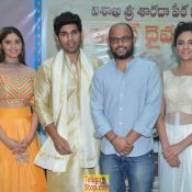 Allu Sirish New Movie Opening
