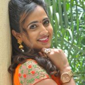 Anchor Lasya New Photos