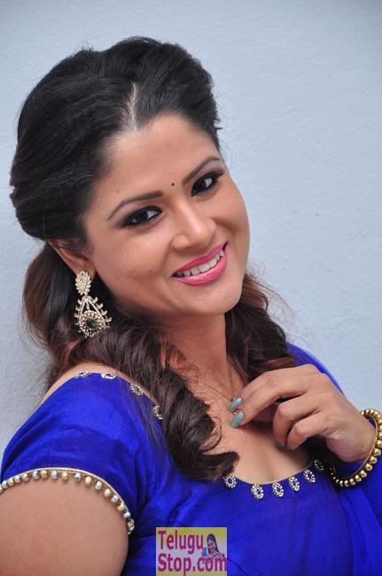Anchor Shilpa Chakravarthy Stills-Anchor Shilpa Chakravarthy Stills-