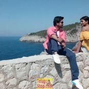 Andhagadu Movie Working Stills
