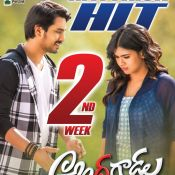 Andhhagadu 2nd Week Posters