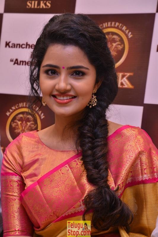 Anupama Parameswaran Stills-Anupama Parameswaran Stills--Telugu Actress Hot Photos Anupama Parameswaran Stills-