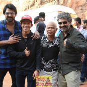 Baahubali 2 Last Day of Shooting Hot 12 ?>