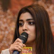 Balakrishna and Shriya Interview Photos