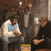 Balakrishna Meets Amitabh Bachchan