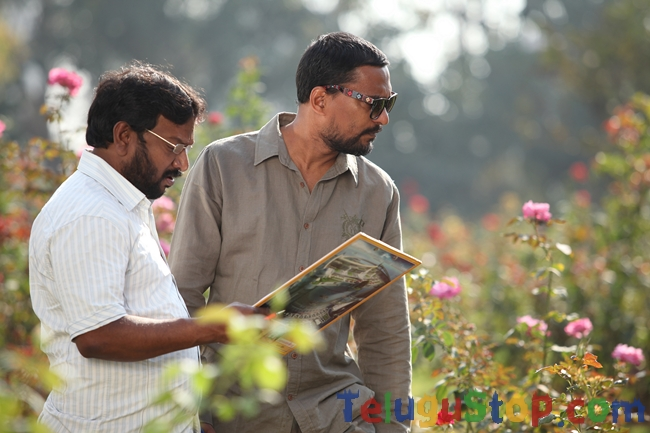 Basanti Movie Working Stills-Basanti Movie Working Stills-
