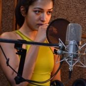 Catherine Tresa Self Dubbing for Gautham Nanda Photos