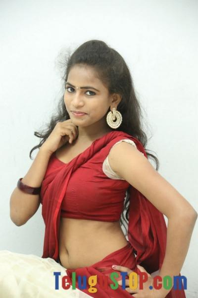 Chaitra New Stills-Chaitra New Stills-