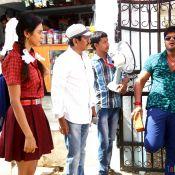 Sunny Leone Stills in Current Theega