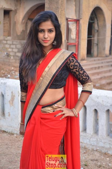 Deekshitha Parvathi New Stills-Deekshitha Parvathi New Stills-