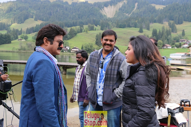 Dictator movie working stills- Photos,Spicy Hot Pics,Images,High Resolution WallPapers Download
