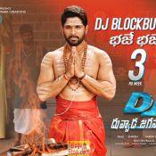 DJ Duvvada Jagannadham 3rd Week Posters