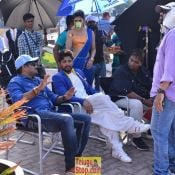 Duvvada Jagannadham Working Photos