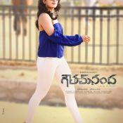 Gautham Nanda Movie Poster and Still