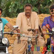 Ram Charan, Srikanth, Prakash Raj, Govindudu Andarivadele Movie Photos