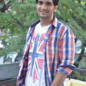 Hero Aashish Raj Interview Stills