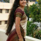 Actress Naveena Hot Show
