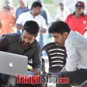 Jai Lava Kusa Working Stills- Still 2 ?>