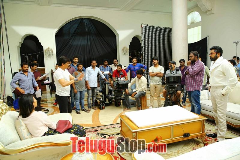 Jaya Janaki Nayaka Movie Woking Stills-Jaya Janaki Nayaka Movie Woking Stills-