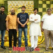 Jr NTR and Trivikram Srinivas Movie Opening Photos HD 10 ?>
