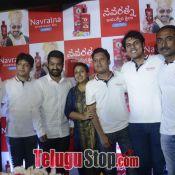 Jr Ntr at Navratna Ayurvedic Oil Cool press meet