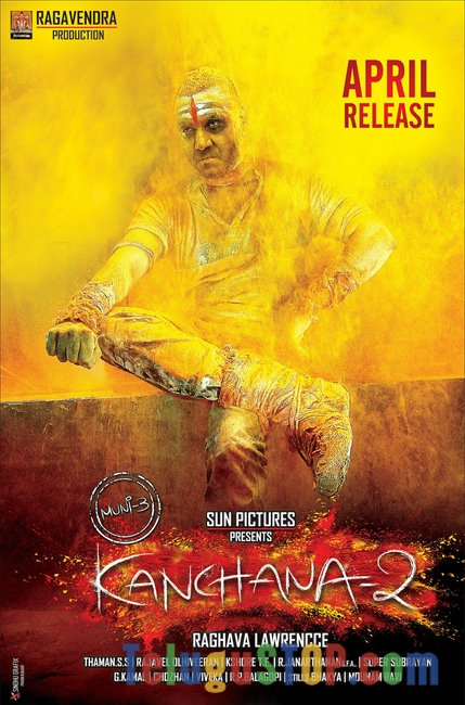 Kanchana 2 Movie Stills-Kanchana 2 Movie Stills-