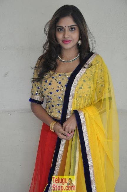 Karunya Chowdary Latest Pics-Karunya Chowdary Latest Pics-
