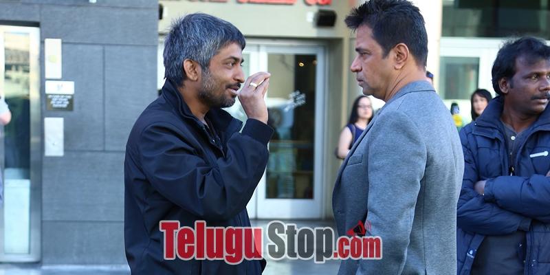 LIE Movie Working Stills-Lie Movie Working Stills- Telugu Movie First Look posters Wallpapers Lie Movie Working Stills-
