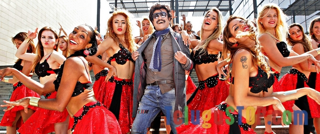 Lingaa Movie New Stills-Lingaa Movie New Stills- Telugu Movie First Look posters Wallpapers Lingaa Movie New Stills-