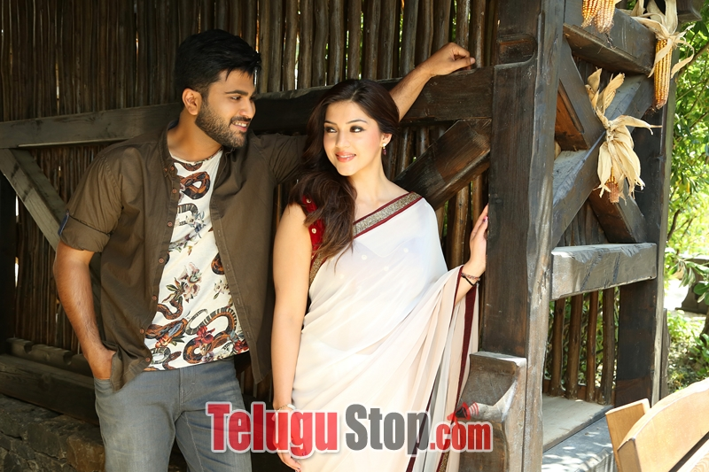 Mahanubhavudu Movie New Stills-Mahanubhavudu Movie New Stills-