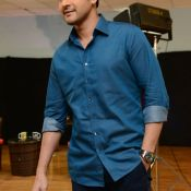 Mahesh Babu Interview Stills