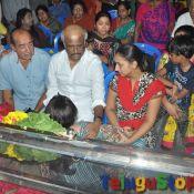 Manjula Vijayakumar Condolences Photos