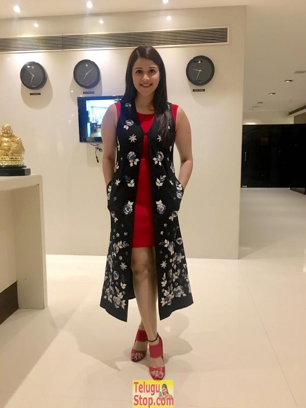 Mannara Chopra Launches OPPO Mobile-Mannara Chopra Launches Oppo Mobile--Telugu Actress Hot Photos Mannara Chopra Launches Oppo Mobile-