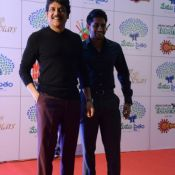 Memu Saitam Dinner with Stars Red Carpet Pics