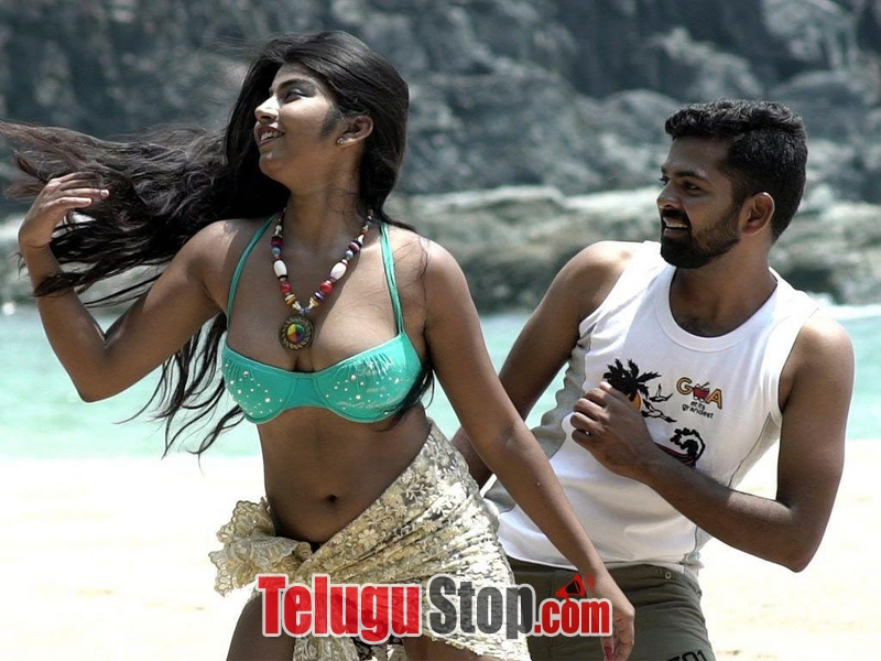 Moni Movie Hot Stills- Telugu Movie First Look posters Wallpapers Moni Movie Hot Stills-