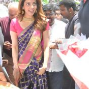 Naga Chaitanya and Kajal Launches The Chennai Shopping Mall