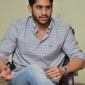 Naga Chaitanya Interview Photos