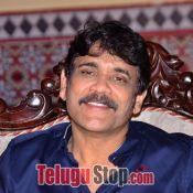 Nagarjuna Interview Stills