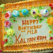 Nandamuri Kalyanram Birthday Celebrations