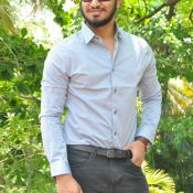 Nikhil  Interview Stills