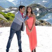 Naga Chaitanya and Pooja Hegde in Oka Laila Kosam Movie