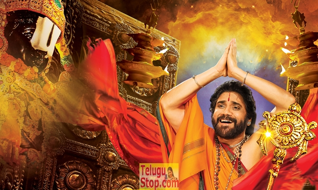 Om namo venkatesaya nagarjuna look- Photos,Spicy Hot Pics,Images,High Resolution WallPapers Download