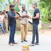 Patel SIR Movie Working Stills