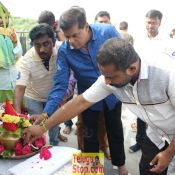 Poonam Pandey Movie Opening